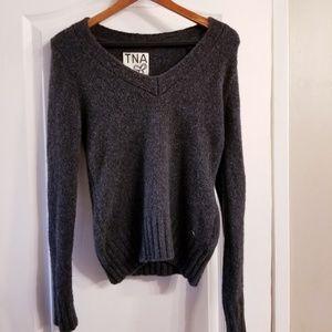 Aritzia TNA wool sweater